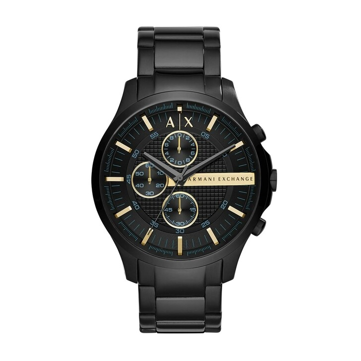 Uhr, Armani Exchange, Hampton Extension Watch Black
