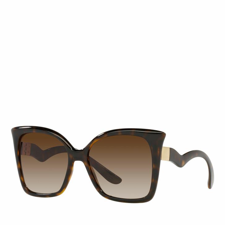 sunglasses, Dolce&Gabbana, Woman Sunglasses 0DG6168 Havana