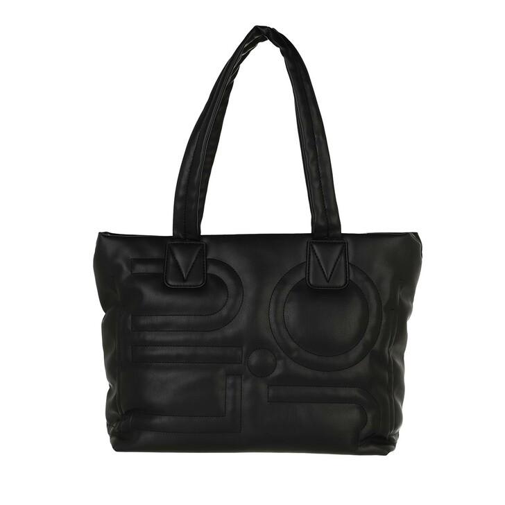 bags, LIU JO, M Tote Black