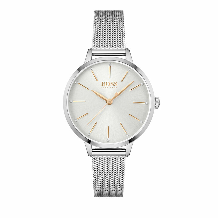 watches, Boss, Watch Symphony Silver
