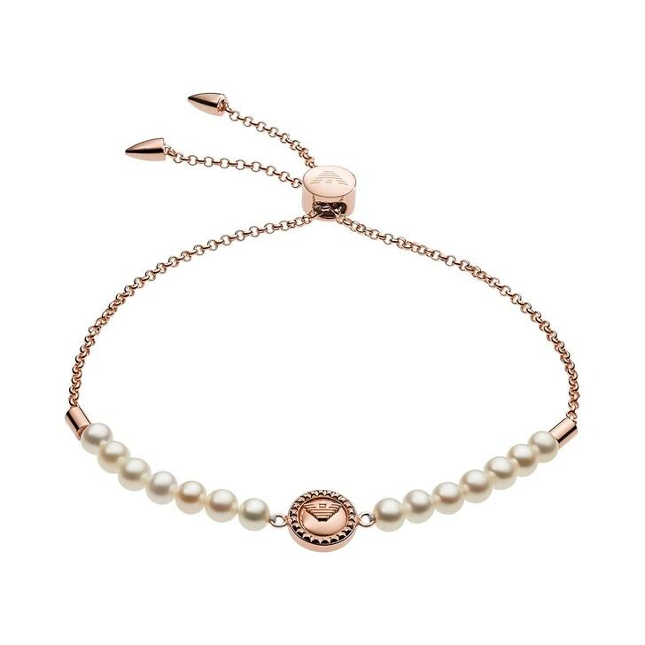 Armreif, Emporio Armani, Essential Bracelet EG3434221 Sterling Silver Rose Gold