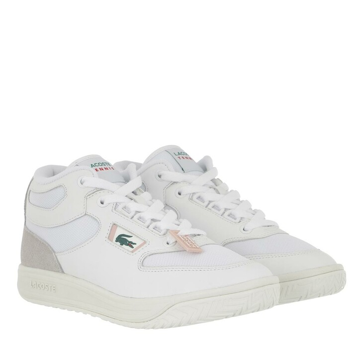 Schuh, Lacoste, Balsa Sneaker Shoes White/Light Pink