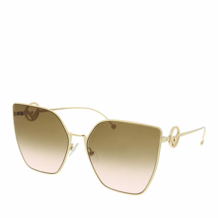 Sonnenbrille, Fendi, FF 0323/S Pink Gold