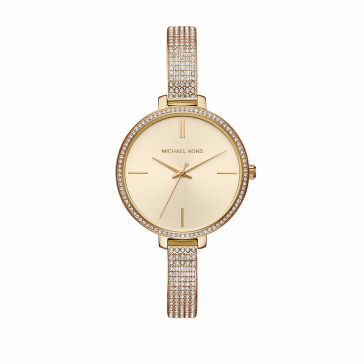 Uhr, Michael Kors, MK3784 Jaryn Ladies Metals Watch Gold