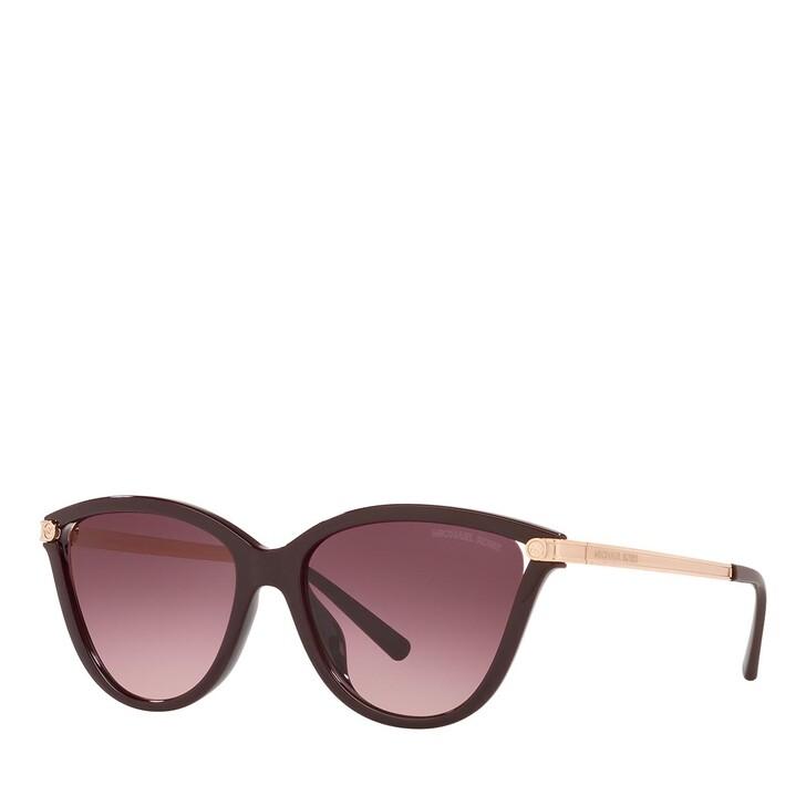 Sonnenbrille, Michael Kors, 0MK2139U CORDOVAN