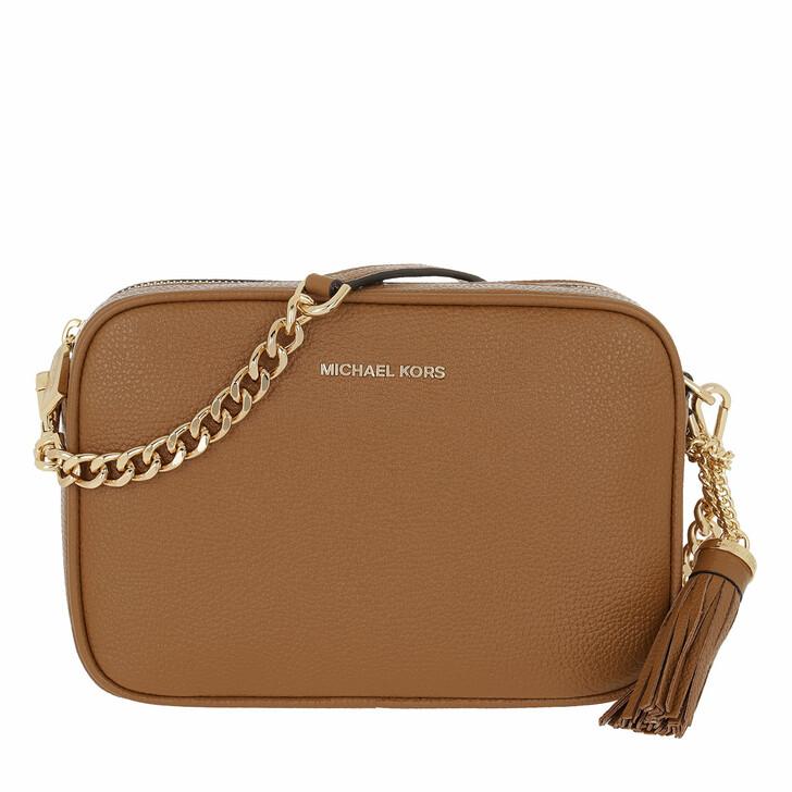 Handtasche, MICHAEL Michael Kors, Medium Camera Bag Acorn