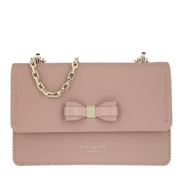 Handtasche, Ted Baker, Appril Bow Mini Crossbody Bag Dusky Pink