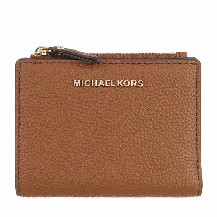 wallets, MICHAEL Michael Kors, Medium Snap Billfold Luggage