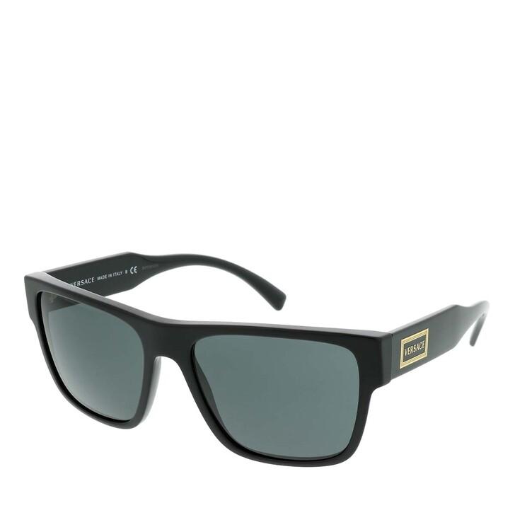 Sonnenbrille, Versace, 0VE4379 Black