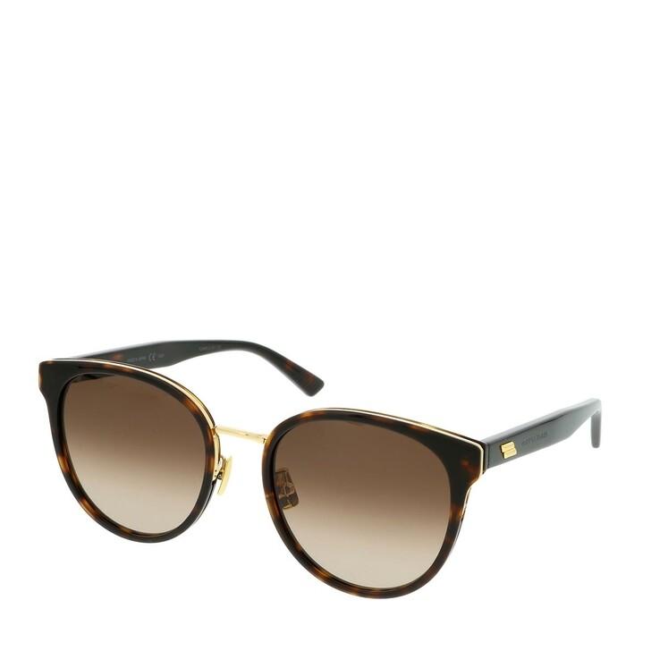 sunglasses, Bottega Veneta, BV1081SK-003 55 Sunglass WOMAN ACETATE Havana