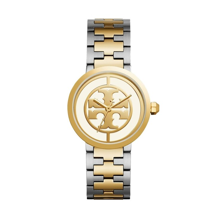 Uhr, Tory Burch, The Reva Watch Two Tone