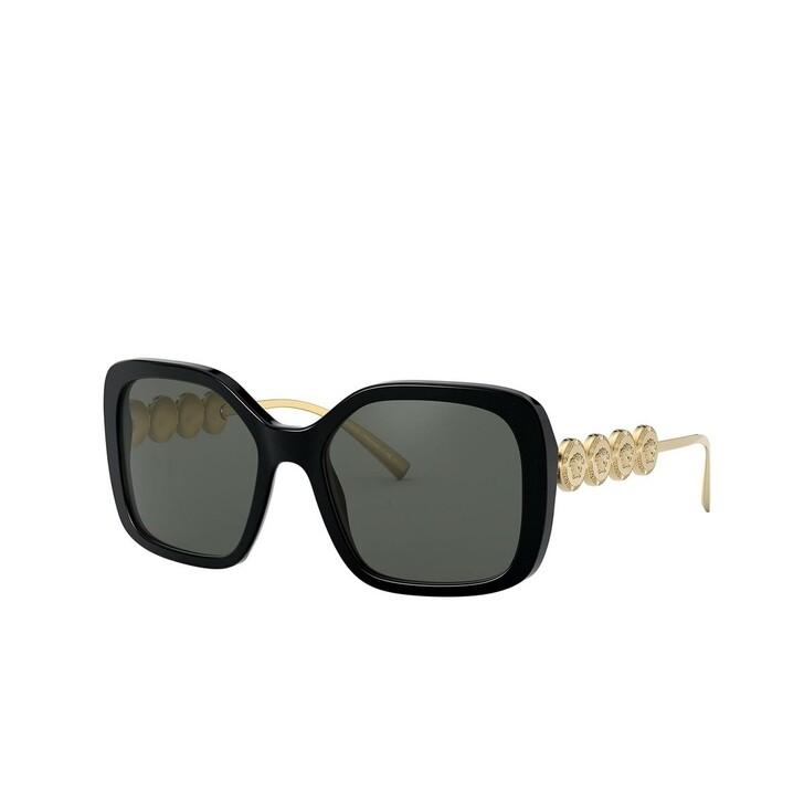 Sonnenbrille, Versace, 0VE4375 Black