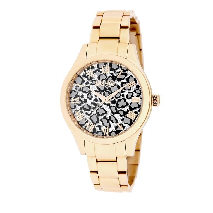 Uhr, LIU JO, TLJ1825 Hoda Quartz Watch Yellow gold