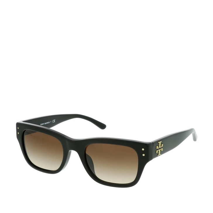 Sonnenbrille, Tory Burch, Woman Sunglasses Acetate Black