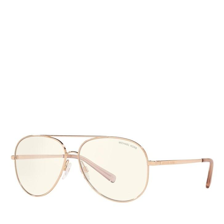 Sonnenbrille, Michael Kors, Blue Blocker 0MK5016 Rose Gold