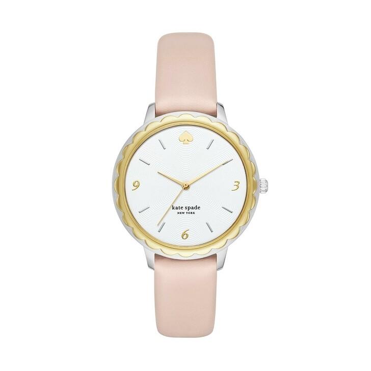 Uhr, Kate Spade New York, KSW1507 Morningside Scallop Silver