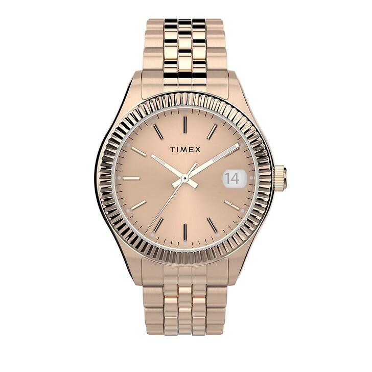 Uhr, Timex, Waterbury Legacy 34mm Gold