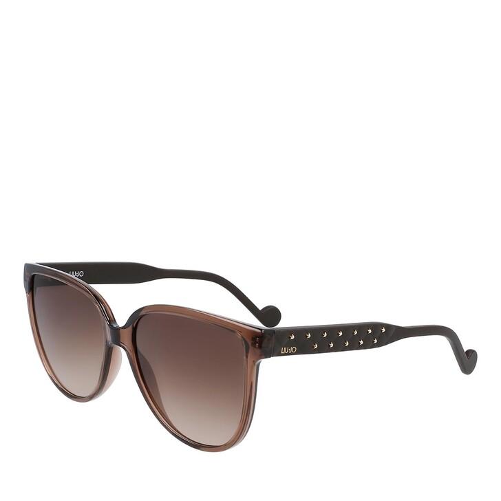 Sonnenbrille, LIU JO, LJ737S BROWN