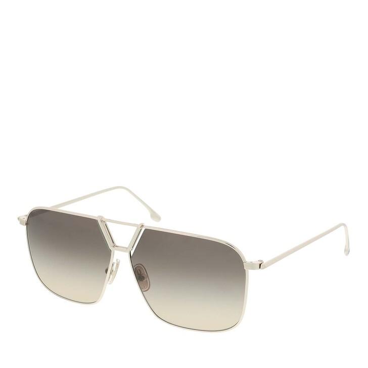 Sonnenbrille, Victoria Beckham, VB204S Gold/Brown