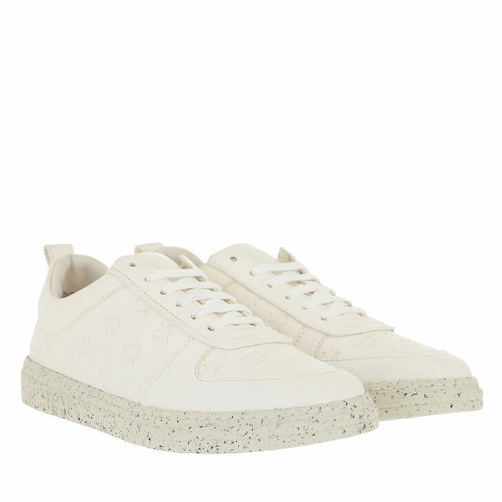 shoes, MCM, Terrain Lo Sneaker White