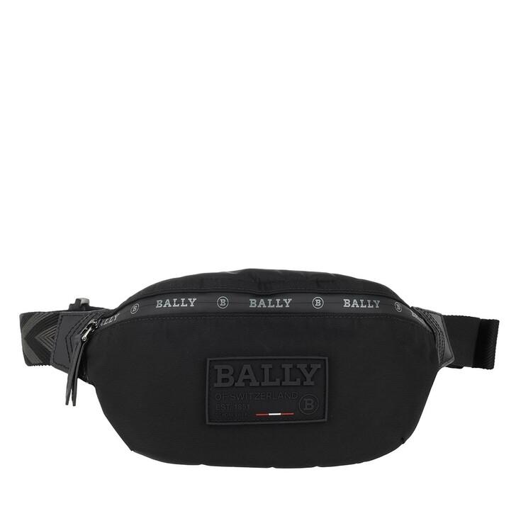 Handtasche, Bally, Redo Bum Bag Black