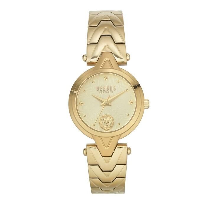 watches, Versus Versace, Forlanini Watch Yellow Gold