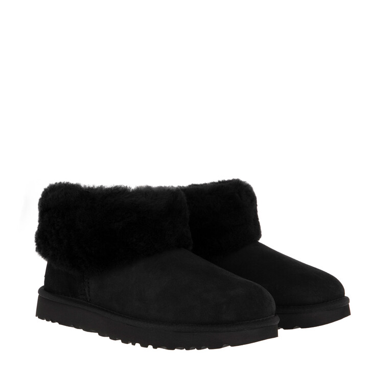 Schuh, UGG, Classic Boot BLACK