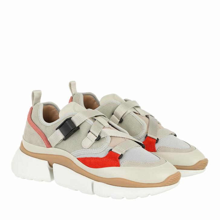shoes, Chloé, Sonnie Low Top Sneaker Light Eucalyptus