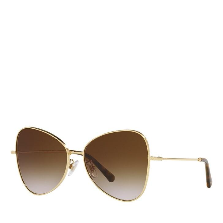 sunglasses, Dolce&Gabbana, 0DG2274 Gold