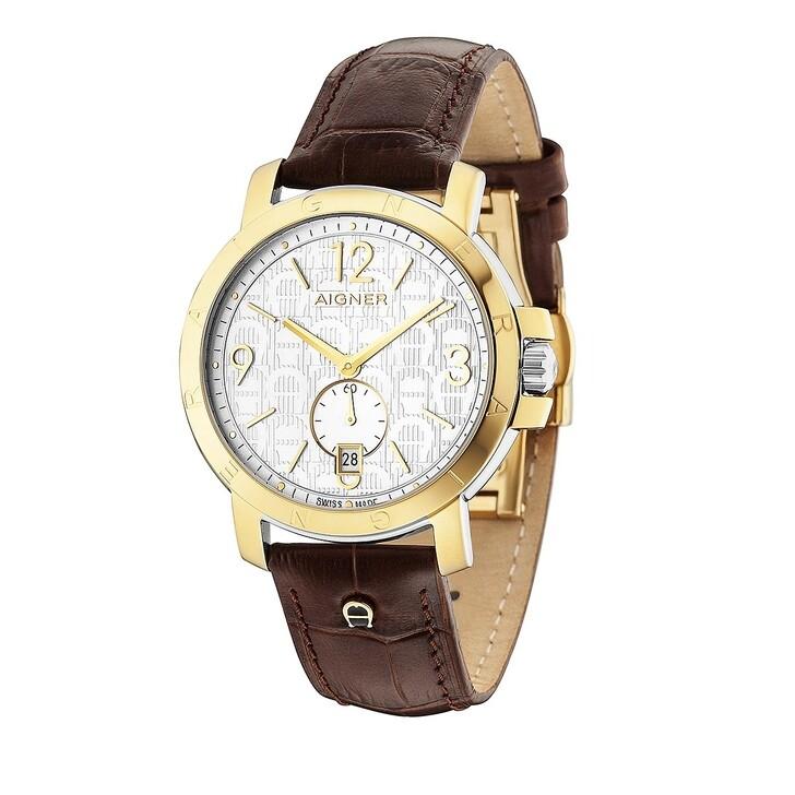 Uhr, AIGNER, TRIENTO Watch Brown
