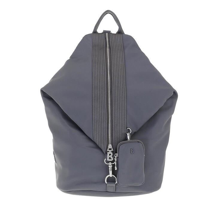 bags, Bogner, Verbier Play Debora Backpack  Darkgrey