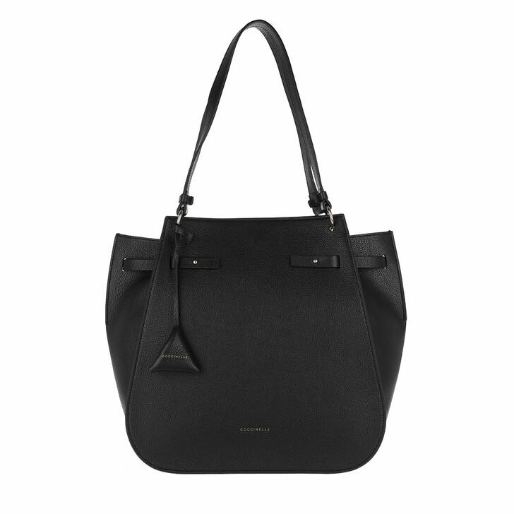 Handtasche, Coccinelle, Didi Shopping Bag Noir