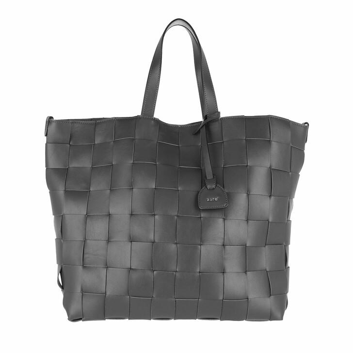 bags, Abro, Shopper CHESSBOARD  Grey