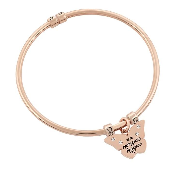 Armreif, LIU JO, LJ1521 Stainless steel Bracelet Rose Gold
