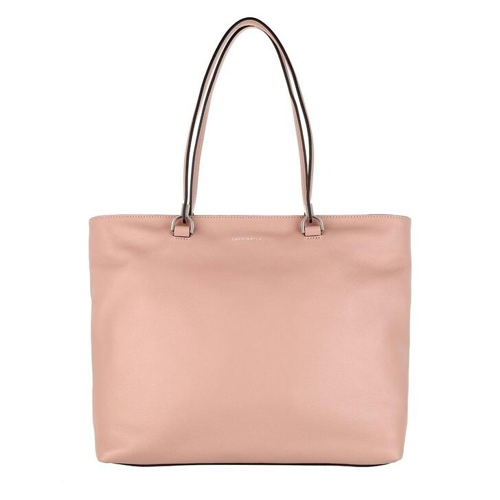 Handtasche, Coccinelle, Borsa Pelle Vitello Pivoine