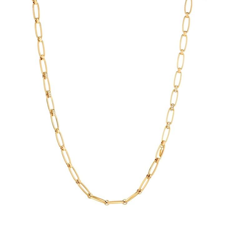 Kette, LIU JO, LJ1592 Stainless steel Necklace Gold