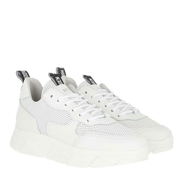 Schuh, Steve Madden, Pitty Sneaker Leather White