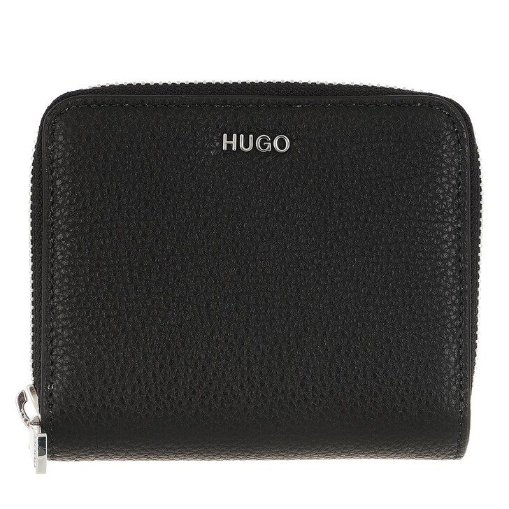 Geldbörse, Hugo, Victoria SM Wallet  Black