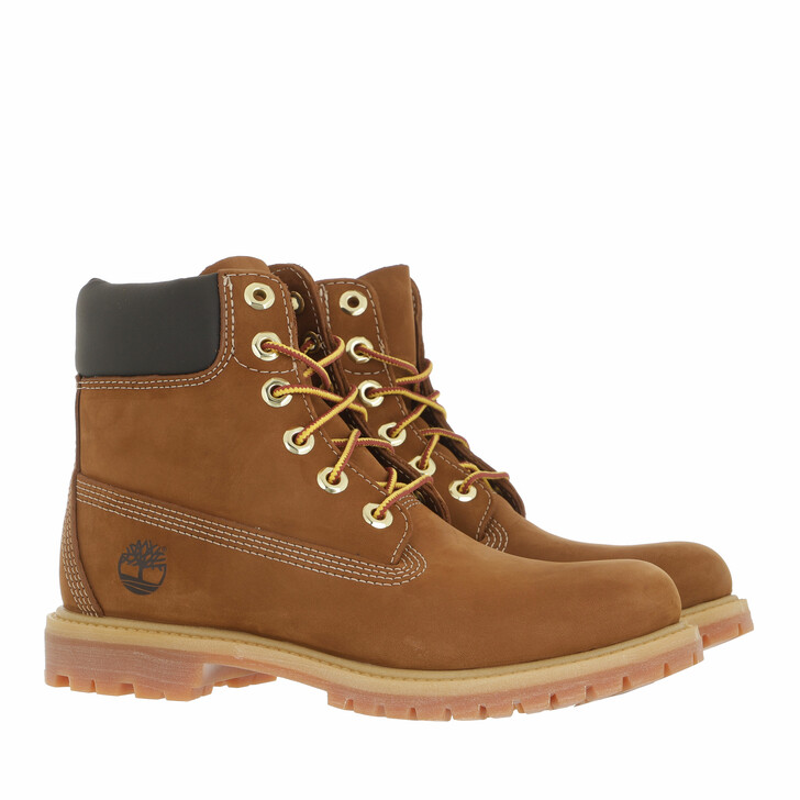 shoes, Timberland, Premium Boot Brown
