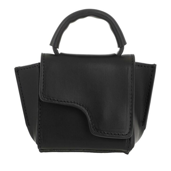Handtasche, ATP Atelier, Nano Tote Black