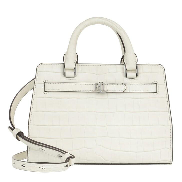 bags, Lauren Ralph Lauren, Fenwick 23 Crossbody Medium Vanilla