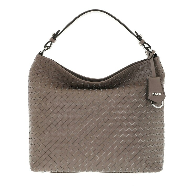bags, Abro, Small Shoulder Bag Elvi Taupe