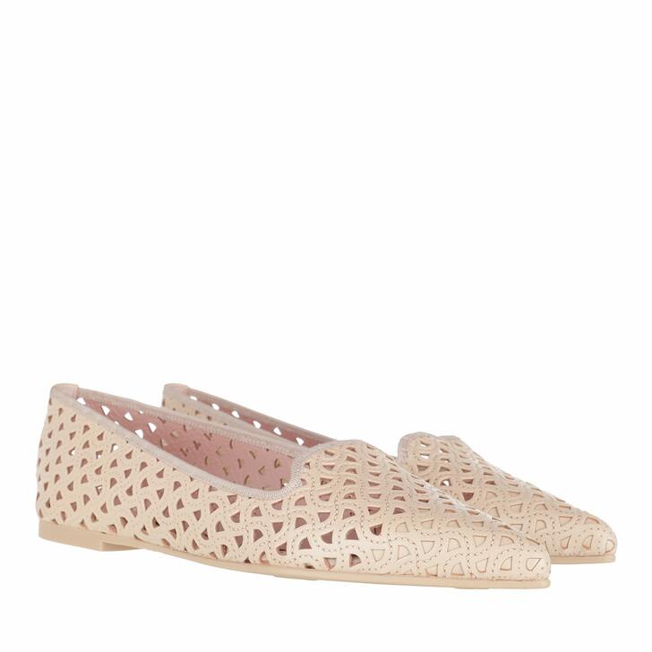 Schuh, Pretty Ballerinas, Ella Pointed Ballerina Shoes Rose