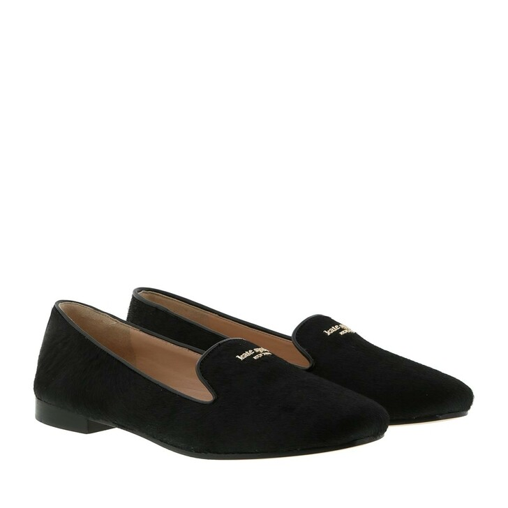 Schuh, Kate Spade New York, Torte Loafers Black