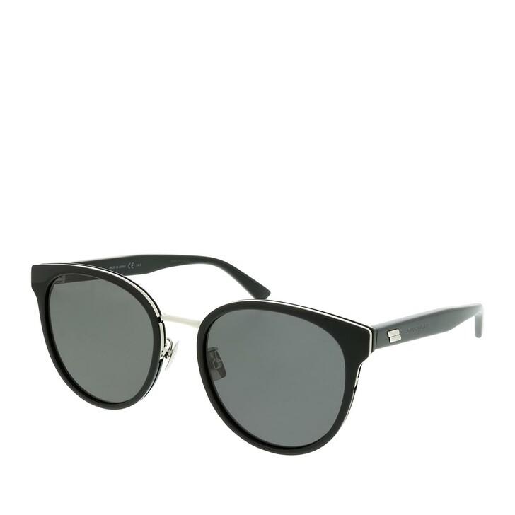 sunglasses, Bottega Veneta, BV1081SK-001 55 Sunglass WOMAN ACETATE Black