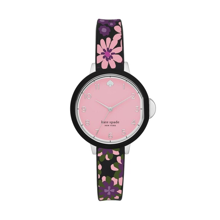 Uhr, Kate Spade New York, Parkrow Alloy Watch Silver