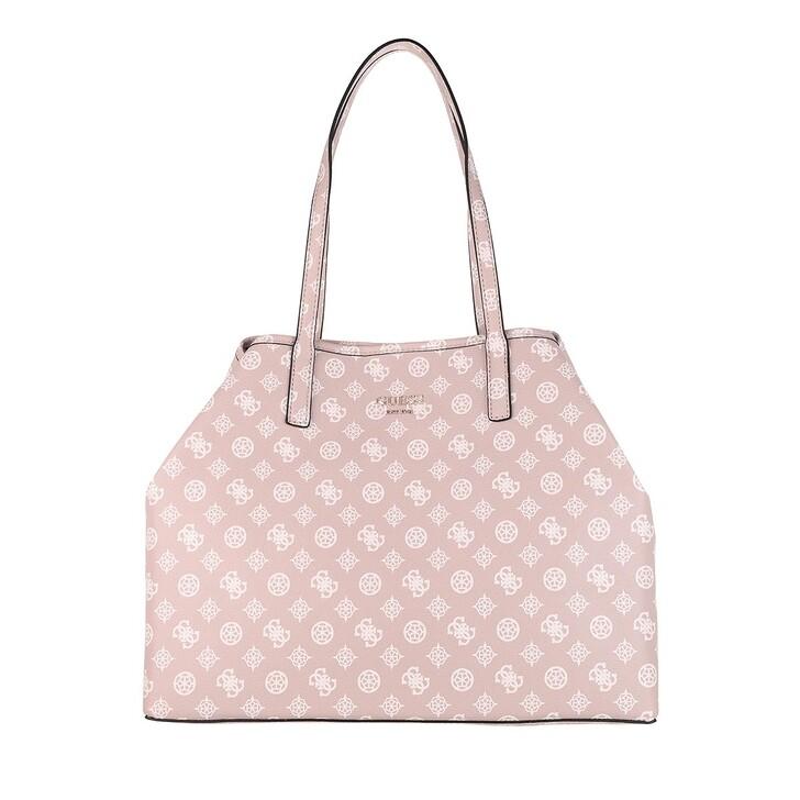 bags, Guess, Vikky Shopper Bag Blush