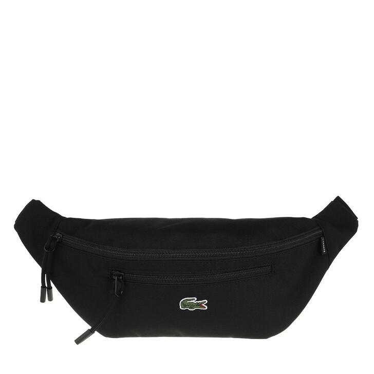 Handtasche, Lacoste, Neocroc Waist Bag Noir