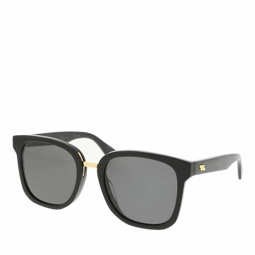 bottega veneta -  Sonnenbrille - BV1095SA-001 54 Sunglass WOMAN ACETATE - in schwarz - für Damen