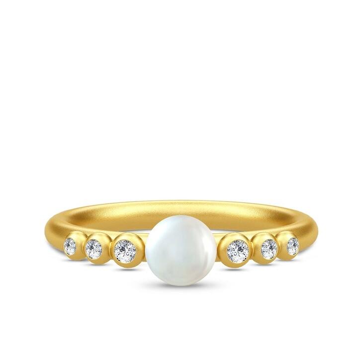 rings, Julie Sandlau, Perla Ring Gold